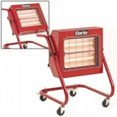 Clarke 371SP Halogen Heater 110 Volts