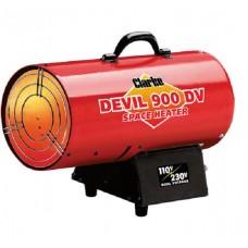 Clarke Devil 900DV Propane Heater