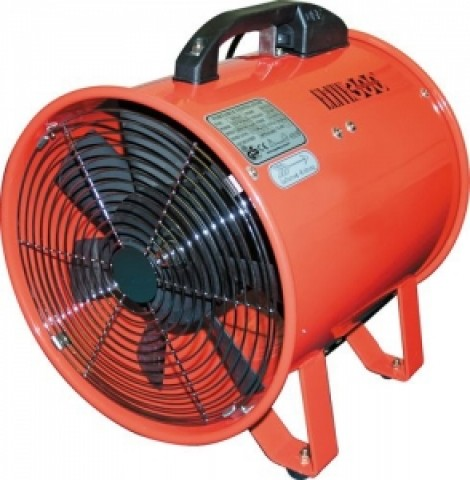 Broughton VF300 Extraction Fan