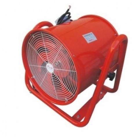Broughton VF600 Extraction Fan - Dual Voltage